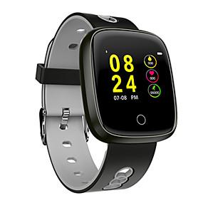 cheap Smart Wristbands-DK03 Men Smart Bracelet Smartwatch Android iOS Bluetooth Smart Sports Waterproof Heart Rate Monitor Blood Pressure Measurement Stopwatch Pedometer Call Reminder Activity Tracker Sleep Tracker