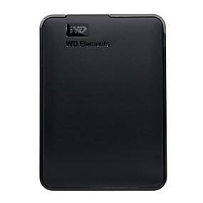 ieftine Componente de Calculator-WD Hard disc extern 1TB USB 3.0 WDBUZG0010BBK