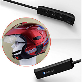 cheap Motorcycle Helmet Headsets-Kubite 123 V4.0 Bluetooth Car Kit Waterproof / Bluetooth Motorcycle