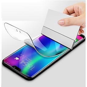billige Samsung-tilbehør-Skærmbeskytter for Samsung Galaxy S9 / S9 Plus / S8 Plus TPU Hydrogel 1 stk Skærmbeskyttelse High Definition (HD) / Eksplosionssikker / Ridsnings-Sikker