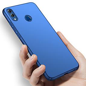 voordelige Huawei Honor hoesjes / covers-hoesje Voor Huawei Huawei Note 10 / Huawei Honor 10 / Eer V20 Schokbestendig / Ultradun / Mat Volledig hoesje Effen Hard PC