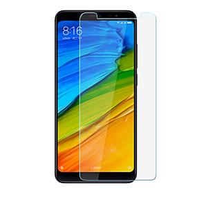 Недорогие Защитные плёнки для экрана-Защитная плёнка для экрана для XIAOMI Redmi Note 5A / Xiaomi Redmi Note 5 Pro / Xiaomi Redmi Примечание 5 Закаленное стекло 1 ед. Защитная пленка для экрана HD / Уровень защиты 9H