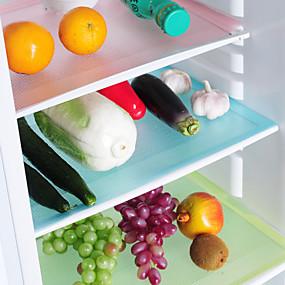ieftine Ustensile Bucătărie & Gadget-uri-Plastice Spațiu de Cinat & Bucătărie Instrumente de curățare Multifuncțional Instrumente pentru ustensile de bucătărie Pentru ustensile de gătit Ustensile Novelty de Bucătărie 4 buc