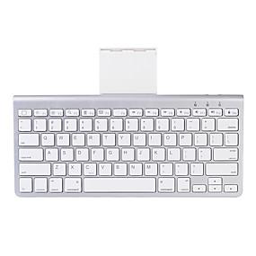 abordables Teclados-el teclado ultrafino del bluetooth más pequeño soporta el teclado del teléfono de la tableta general del sistema tres
