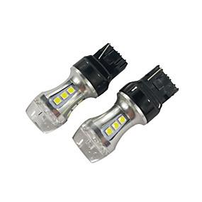 voordelige Auto-achterverlichting-2 stks dc 10-30 v t20 bus bus led remlicht 18 w 7440 led-achterlicht