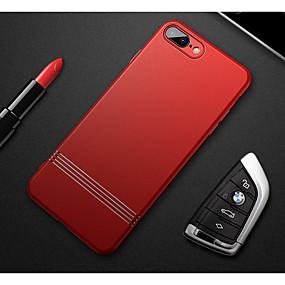olcso iPhone tokok-Case Kompatibilitás Apple iPhone XS Max / iPhone 7 Ütésálló Fekete tok Egyszínű Puha Szilikon mert iPhone XS / iPhone XR / iPhone XS Max