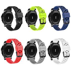 זול צפו להקות עבור Garmin-צפו בנד ל vivomove HR / Vivoactive 3 / פוררוס 645 Garmin רצועת ספורט סיליקוןריצה רצועת יד לספורט