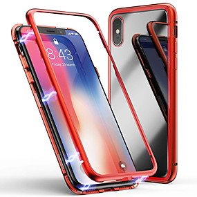 levne iPhone pouzdra-pouzdro pro Apple iphone 6 / iphone xs max transparentní zadní kryt transparentní tvrdé tvrzené sklo pro iPhone 6 / iphone 6 plus / iphone 6s
