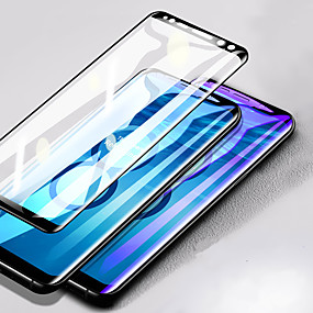 cheap Shop by Phone Model-Screen Protector for Samsung Galaxy Note 8 / Note 9 3D Curved Full Tempered Glass 1 pc Front Screen Protector High Definition (HD) / 9H Hardness / Explosion Proof