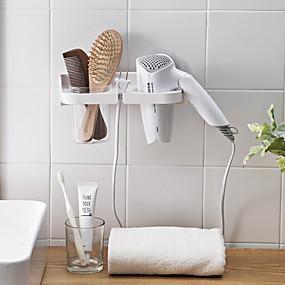 abordables Gadgets de Salle de Bain-Rangements de maquillage Multifonction Moderne contemporain / Mode Plastique 1pc Salle de bain