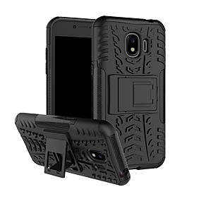 voordelige Galaxy A7(2016) Hoesjes / covers-hoesje Voor Samsung Galaxy A3 (2017) / A5 (2017) / A7 (2017) Schokbestendig / Stofbestendig Achterkant Schild Hard Kunststoffen / PC