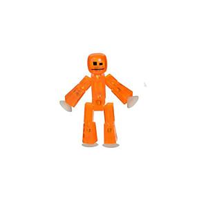 olcso Játékos játékok-Robot Stikbot Kreatív Újdonságok 1 pcs Gyermek Felnőttek Játékok Ajándék
