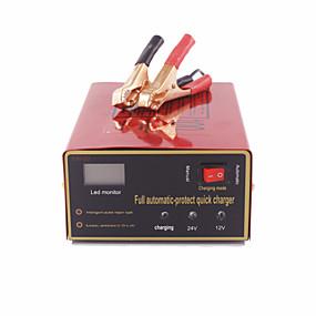 voordelige Autoladers-12v / 24v universele autolader van de de autolader van 140 autolader de zure batterijlader van de batterijlader