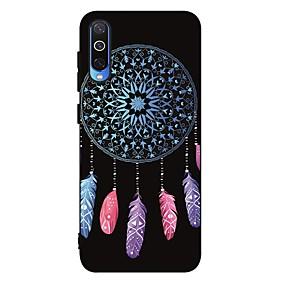 voordelige Galaxy A5(2016) Hoesjes / covers-hoesje voor Samsung Galaxy A6 (2018) / A6 Plus / A7 (2018) Schokbestendig / Mat / Patroon Achterkant Cartoon TPU Soft voor Galaxy A10 / A20 / A30 / A20E / A40 / A50 / A70 / A80 / A8 2018 / A9 2018 /