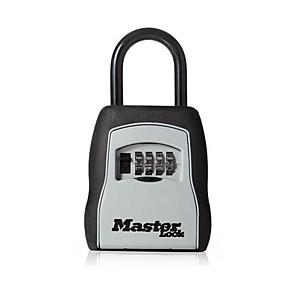 cheap Mechanical Locks-5400D Padlock / Coded Lock Steel Alloy Password unlocking for Door / Cupboard / Gym & Sports Locker
