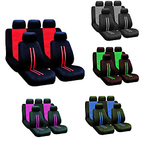 ieftine Scaune auto-9buc / set husa universala scaun auto patru sezoane plina scaun decorare protectie