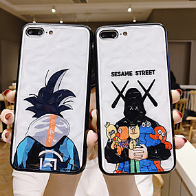 voordelige Huawei Honor hoesjes / covers-hoesje Voor Huawei Huawei Nova 3i / Huawei Nova 4 / Huawei Note 10 Stofbestendig / Patroon Achterkant Woord / tekst / Cartoon PC