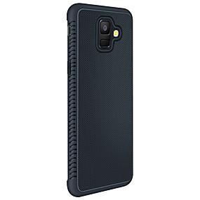 voordelige Galaxy A8 Hoesjes / covers-hoesje Voor Samsung Galaxy A8 / J2 Pro / J2 Prime Ultradun Achterkant Effen TPU