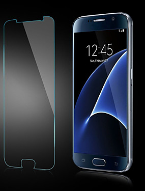 cheap Screen Protectors for Samsung-Screen Protector for Samsung Galaxy S7 / S6 Tempered Glass Front Screen Protector