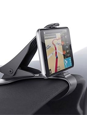 Χαμηλού Κόστους Καθημερινές προσφορές-Αυτοκίνητο Παγκόσμιο / Κινητό Τηλέφωνο Βάση στήριξης βάσης Ταμπλό Παγκόσμιο / Κινητό Τηλέφωνο Τύπος πόρπης Πλαστική ύλη Κάτοχος