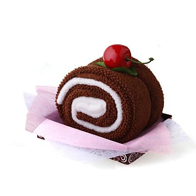 Asciugamano stile torta