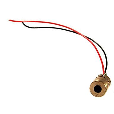 6mm 5mA module laser rouge (3,5 ~ 4,5 V)
