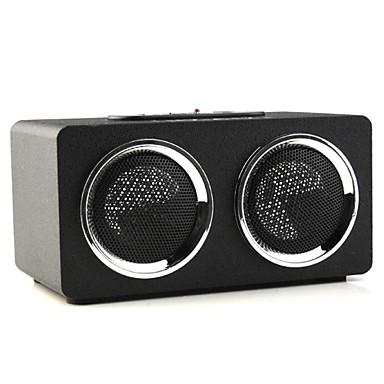 tf kaartlezer mp3-speler en kaartlezer speaker voor telefoon / pc / mp3