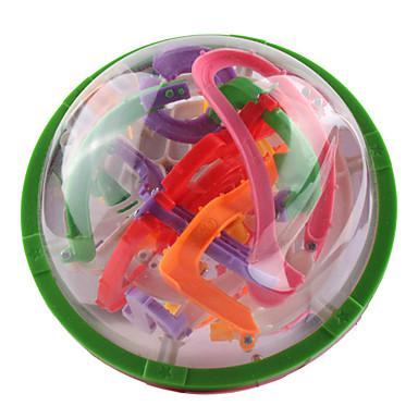3d labyrint bold ufo intelligens bolden pædagogisk legetøj (138 barrierer)