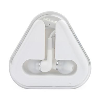 Neuankömmling in-Ear-Ohrhörer Kopfhörer (weiß) Mikrofon-durchgeführt