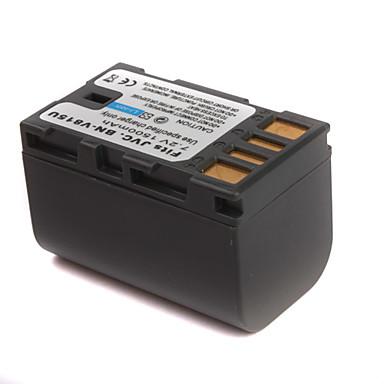 1500mAh 7.2V digitaalikamera akku BN-VF815 JVC GR-d740ac ja enemmän