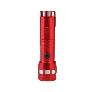 superbright 1 en mode 14-LED Flashlight (3x10440, rouge)