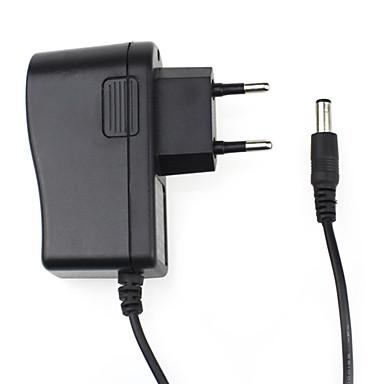 5V/2A AC / DC adaptador de corriente de la UE para la seguridad del receptor de 5,5 mm conector