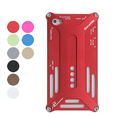 alumiininen suojus iPhone 4/4S (valikoituja värejä)