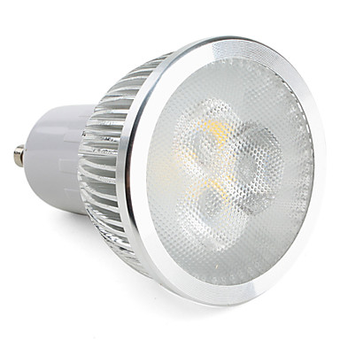 310 lm GU10 LED Spotlight MR16 3 leds High Power LED Dimmable Warm White AC 220-240V