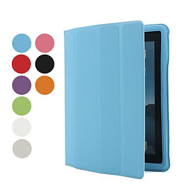 Leren Hoes Voor iPad 2 (In verschillende kleuren)