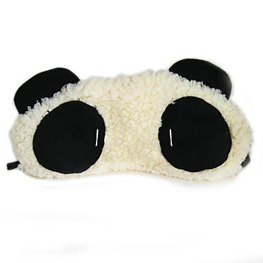 peluş panda desen siperliği