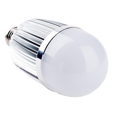 Bulb LED Glob 3000 lm E26 / E27 A70 12 LED-uri de margele LED Putere Mare Alb Cald 85-265 V