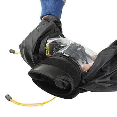 Protecteur d'appareil photo reflex numérique pour la pluie avec un maximum de 200mm (taille moyenne)
