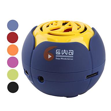 GWA المتحدث مجال المحمول (ألوان متنوعة)