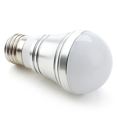 3.5 E26/E27 LED Kugelbirnen A50 9 Leds SMD 5730 Warmes Weiß Kühles Weiß Natürliches Weiß 200-250lm 4500K DC 12V
