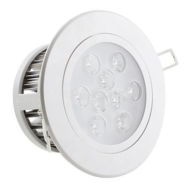Luces de Techo 9 W 9 LED de Alta Potencia 800 LM 7000K K Blanco Fresco AC 85-265 V