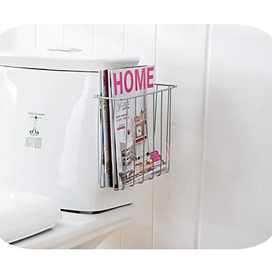 kylpyhuone lehden varastointi telineeseen