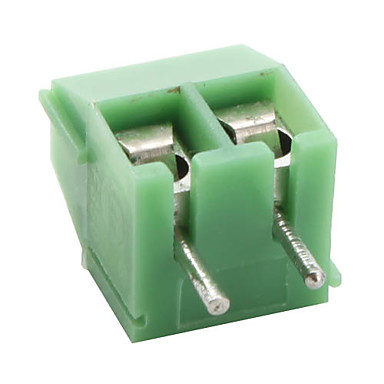 3.5mm 2-position Terminal Blocks (50 Pieces a pack)