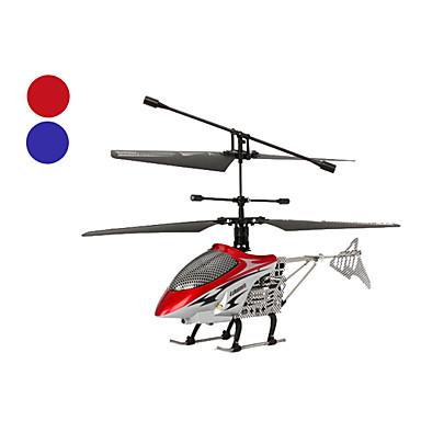 4 gyro canal de contrôle à distance d'hélicoptère avec la lumière dirigée