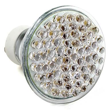 GU10 W 60 High Power LED 300 LM Warm White MR16 Spot Lights AC 220-240 V