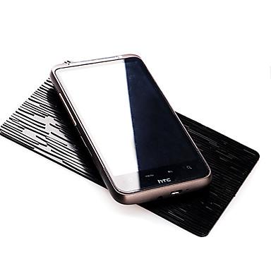 nohon grain croisé de style tapis antidérapant pour l 'iphone téléphones 4s et la cellule