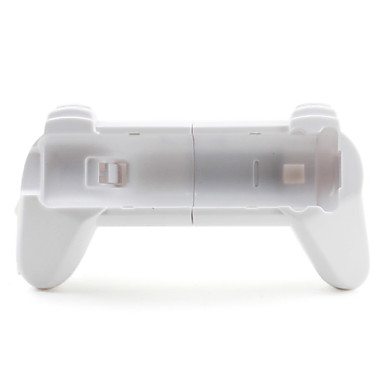 Gaming Handle Grip for Wii/Wii U Remote (White)