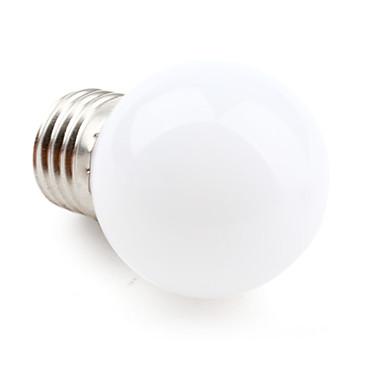 30 lm E26/E27 Lâmpada Redonda LED G45 12 leds SMD 3528 Branco Natural AC 220-240V