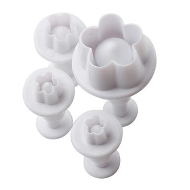 Bakeware araçları Plastik Tatil / Kendin-Yap Kek / Kurabiye / Cupcake Pişirme Kalıp