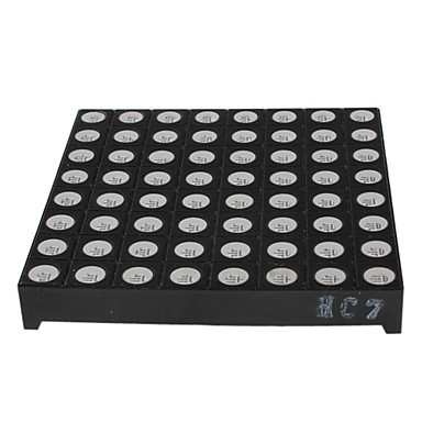 8 x 8 60mm Tri-color Full-color Positive LED Dot Matrix Display of Colorduino